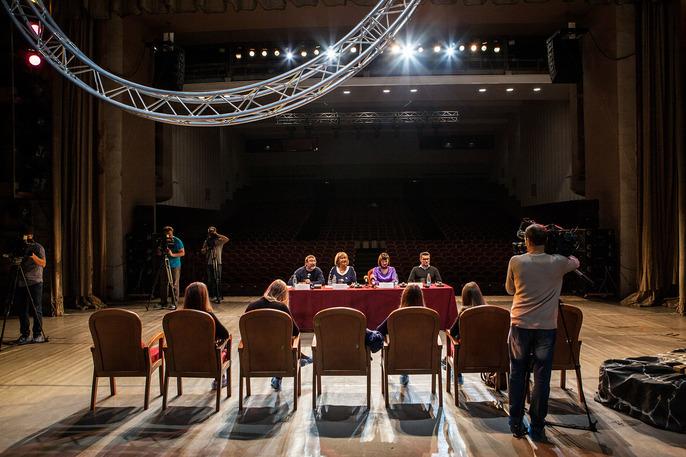 ВМузыкальном театре отремонтировали зал впервый раз за24 года