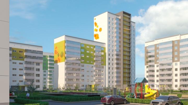 Готовы на 40%: застройщик объявил старт продаж двух новых домов в Кондратово