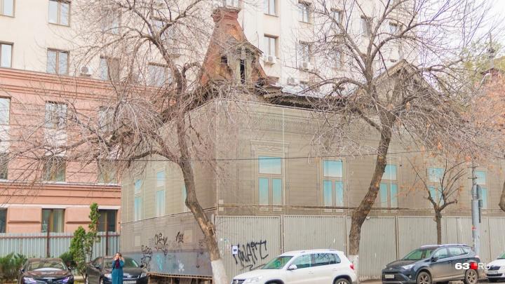 Власти Самары брали по 40 тысяч рублей в месяц за аренду заброшенного дома Маштакова