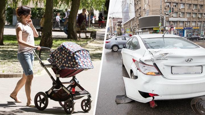 «Автокресло — не панацея, меняйте привычки»: в Ростове представили проект «Детство без опасностей»