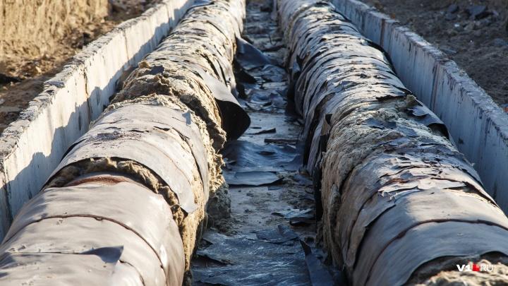 В четырёх районах Волгограда с 13 мая начнутся отключения горячей воды