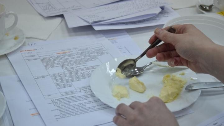 Масло с растительными жирами нашли в «Светофоре»