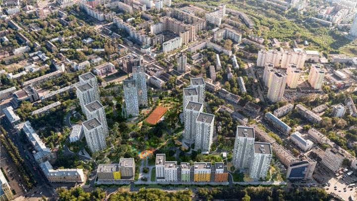 Где купить квартиру, чтобы жить в центре, жить с комфортом