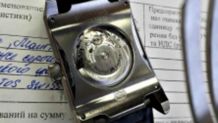 «Отдадим Министерству обороны»: у ярославца отберут 25 миллионов и швейцарские часы