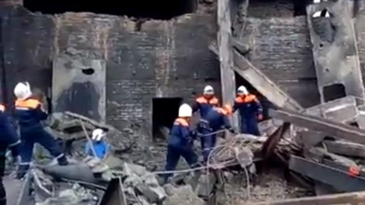 Под завалами шахты в Гуково нашли тело второго рабочего