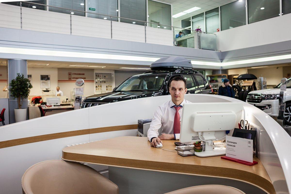 По словам менеджеров «Тойота Центр Екатеринбург Юг», больше всего в кроссоверах люди ценят надежность