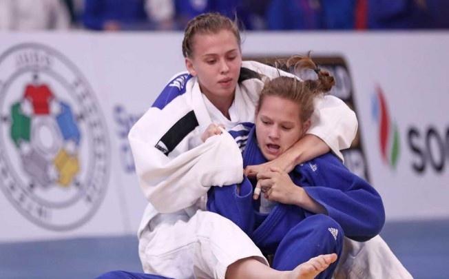 Красноярская спортсменка взяла «золото» в первенстве мира по дзюдо в Чили
