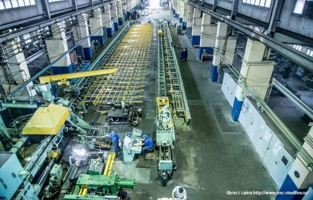 Новосибирский завод оживает с новым оборудованием