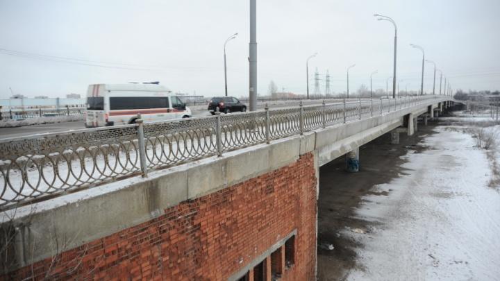 Предаварийное состояние: когда отремонтируют самый опасный мост в Ярославле