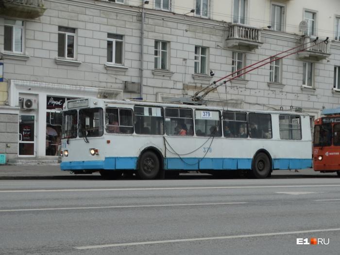 На улицы Екатеринбурга вернется популярный троллейбусный маршрут