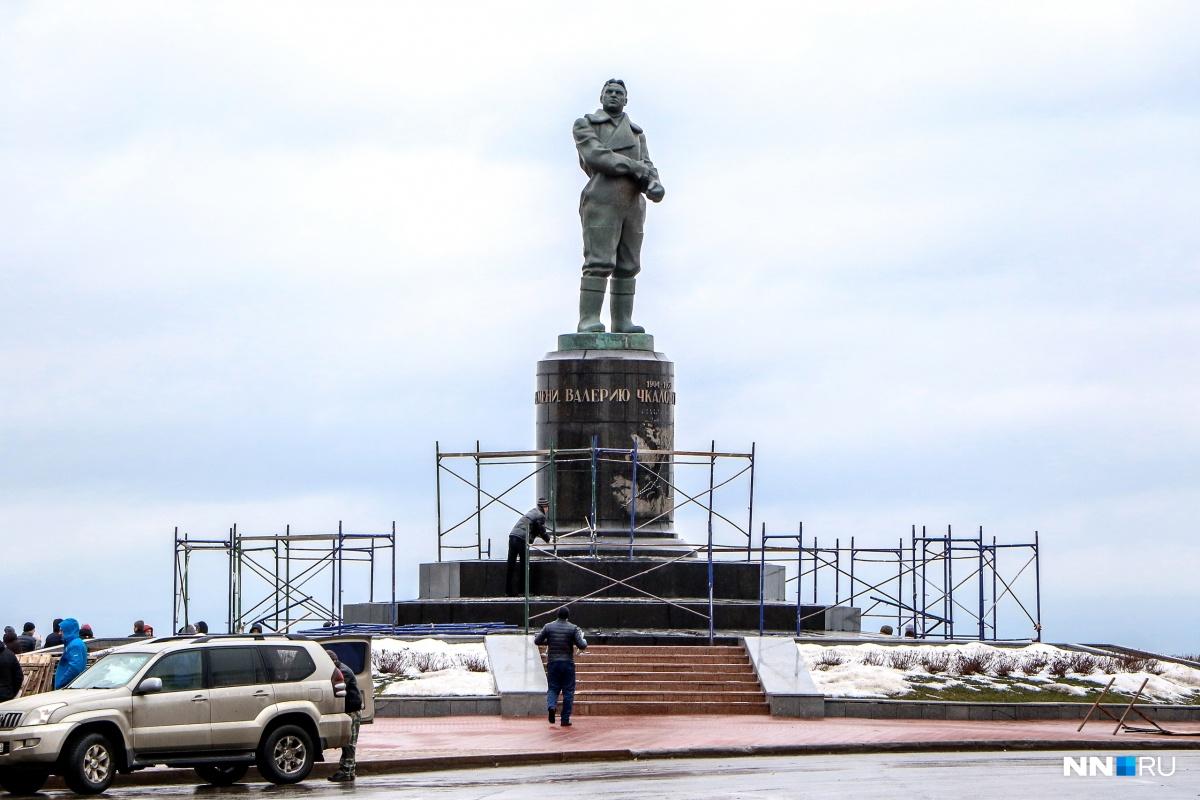 Легендарный памятник обновят