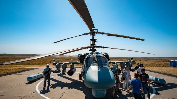 «Танковый вальс» и авиашоу покажут на военном форуме «Армия-2019» в Ростовской области