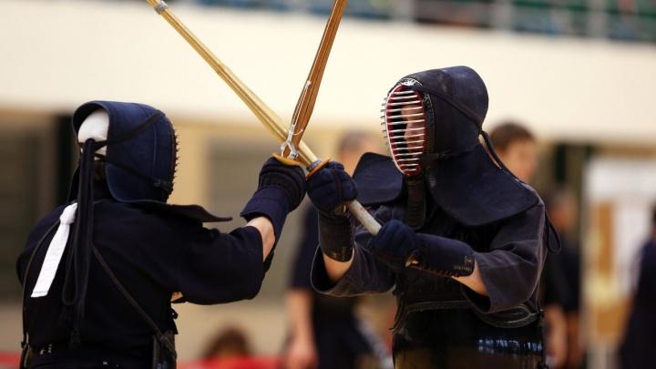 Девушки-самураи из Новосибирска привезли «золото» с чемпионата России