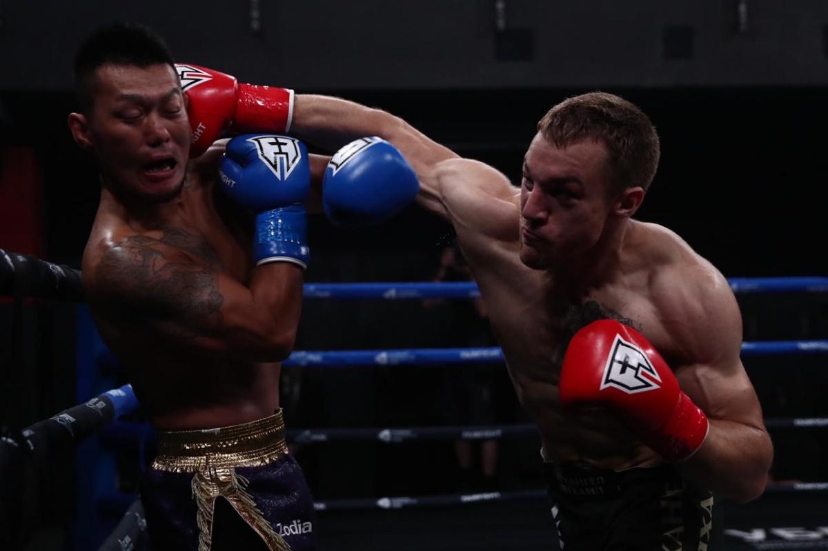 Никита Курбатов одержал победу над японцем Томоюки Нишикавой