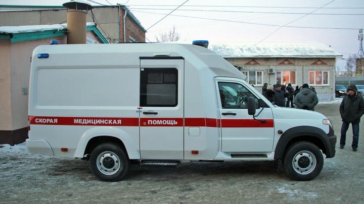 В Полтавском районе работница больницы замёрзла насмерть после ночной смены