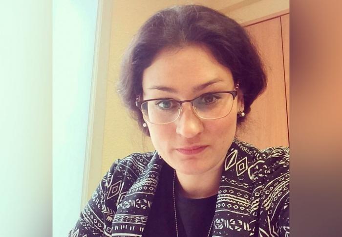 Евгения Горина — преподаватель УрФУ, мама двоих школьников