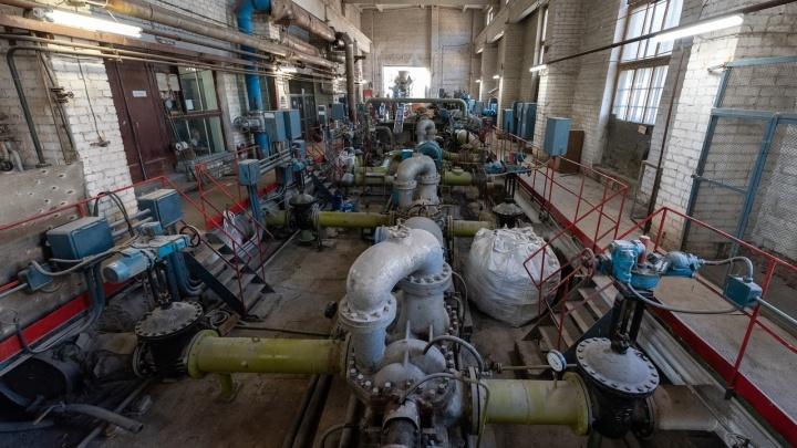 В трех районах Волгограда 16 апреля отключат горячую воду