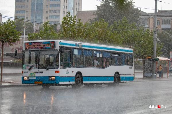 На маршруте 22 появятся большие автобусы