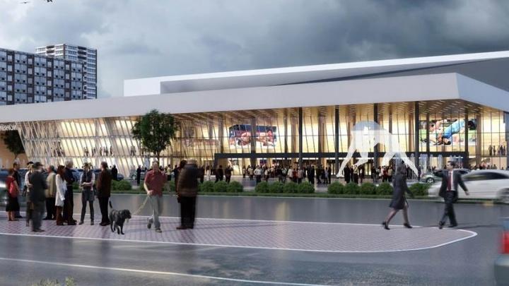 Радий Хабиров показал, как будет выглядеть в Уфе центр спортивной борьбы