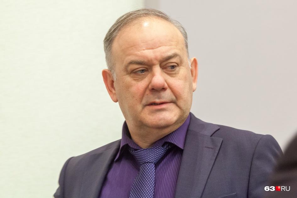 Сергей Сурков руководит компанией с 2012 года