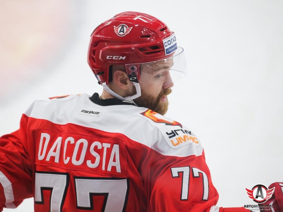 «Автомобилист» одержал 17-ю победу подряд состарта сезона. Рекорд КХЛ