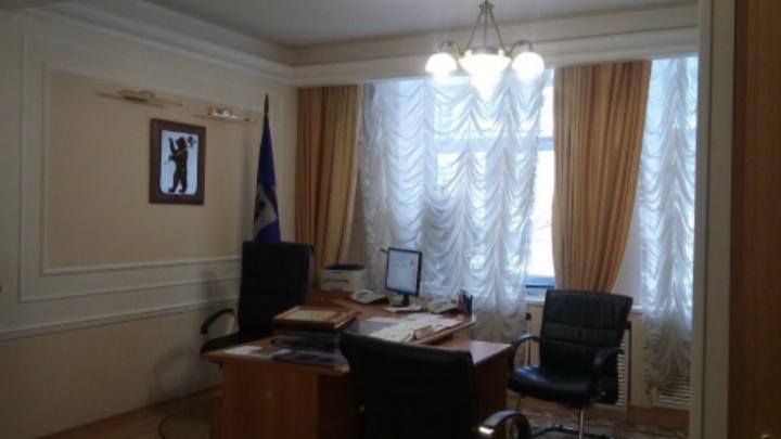 Дубовый пол и плазма: мэр Ярославля решил отгрохать за счёт бюджета ВИП-комнату для чаепитий