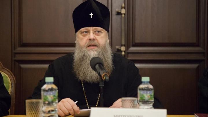 Глава Донской митрополии попросил не наказывать плевавших в храм подростков