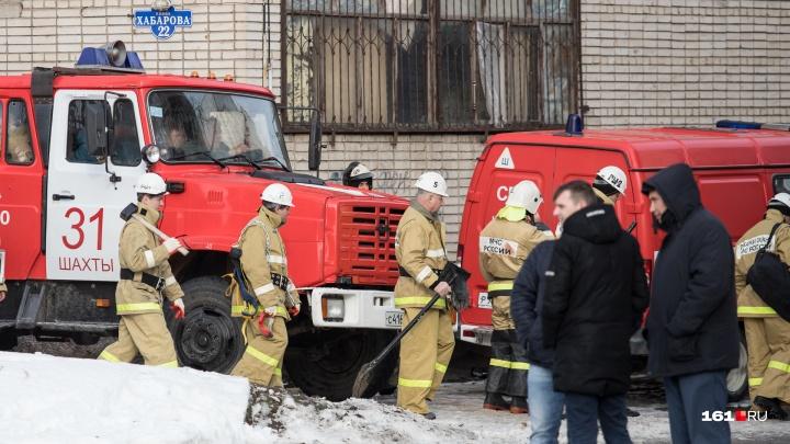 В Ростовской области за сутки погибло семь человек, пытаясь согреться