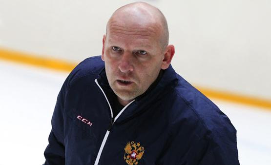 Игорь Знарок имеет большой опыт работы с молодыми игроками