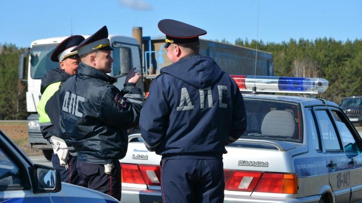 В майские праздники автоинспекторы будут ловить пьяных водителей и фанатов тонировки