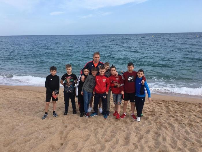 Кубок Европы проходил виспанском городе Льорет-де-Мар