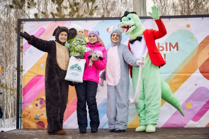 Премию «Человек года» вручили самым активным жителям района