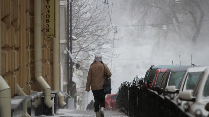 Неужели зима? Какая погода ждет ростовчан на выходные