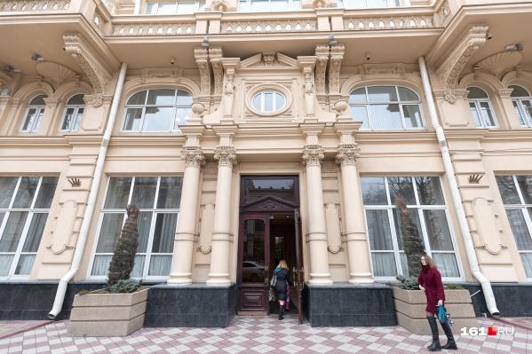 Торговцы обратились в суд с жалобой на ростовскую администрацию
