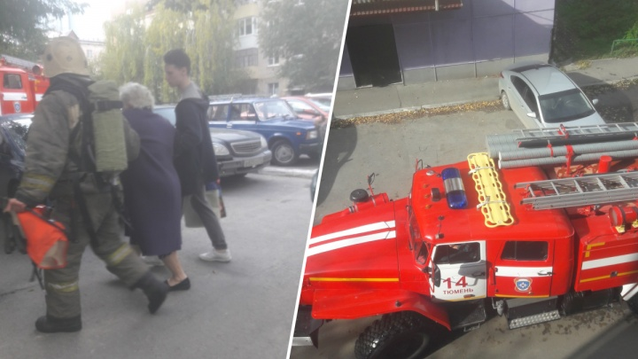 Спасли семерых, в том числе двух детей: в многоэтажке на Коммунаров произошел пожар