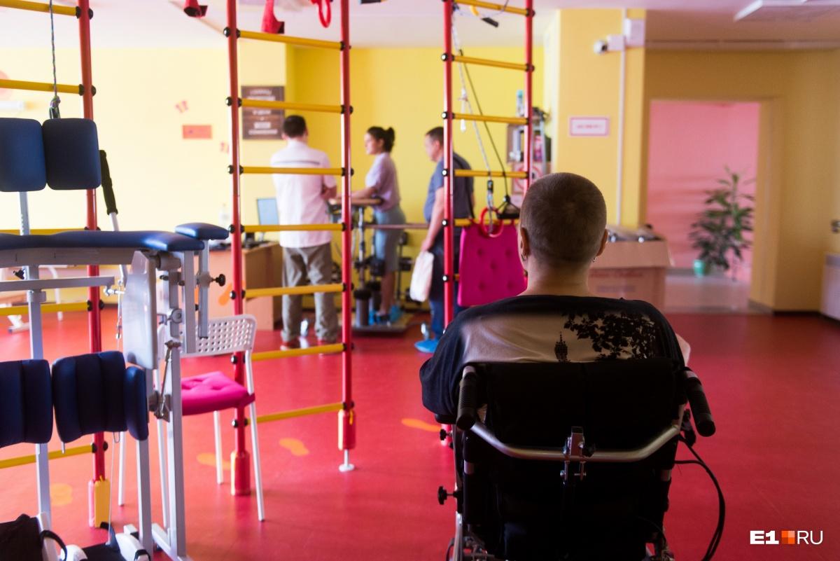 «Я заплакала только один раз»: парализованная екатеринбурженка создала центр реабилитации