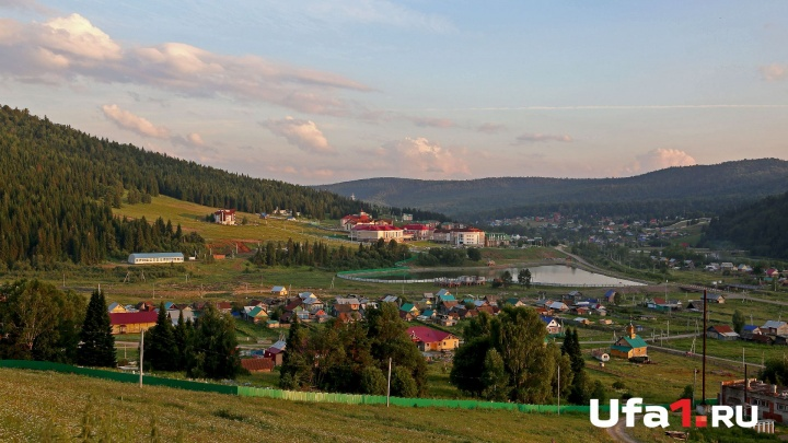 В Башкирии пятеро туристов заблудились на горе Айгир