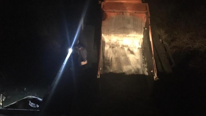 Рухнувший мост в Башкирии отрезал от «большой земли» 230 человек