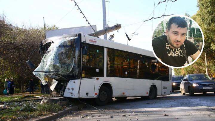 «Всё было в крови и осколках»: самарец — о первых минутах после ДТП с автобусом