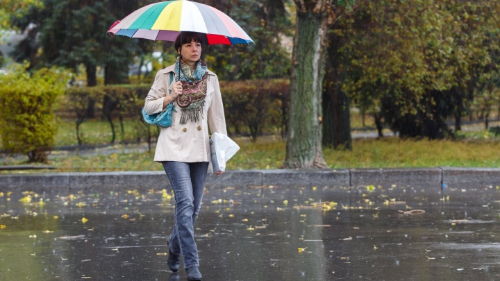 Дыхание осени: Волгоград начнет неделю с дождей и похолодания