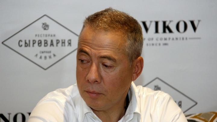 Аркадий Новиков рассказал, сколько заработал на первом в Новосибирске ресторане своей сети