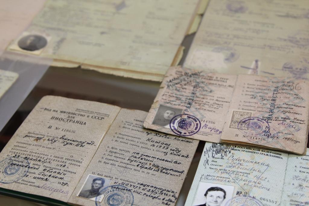 Музей паспорта интересен, но недоступен
