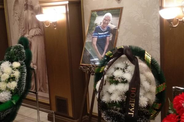 91-летняя Баба Лена умерла в больнице в четверг, 17 января