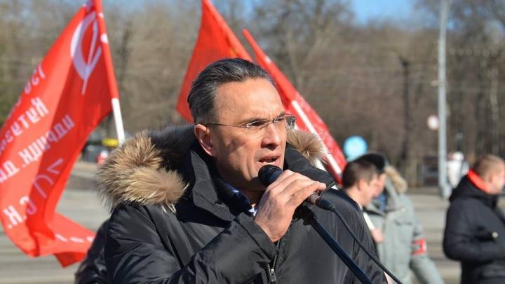В Ростове огласили приговор бывшему депутату Бессонову