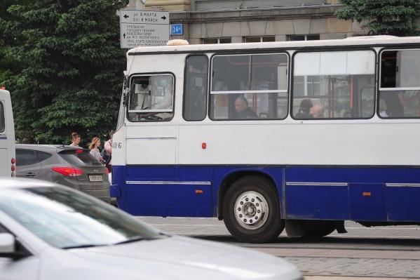 Вместо 31-го автобуса будет ездить 047-я маршрутка