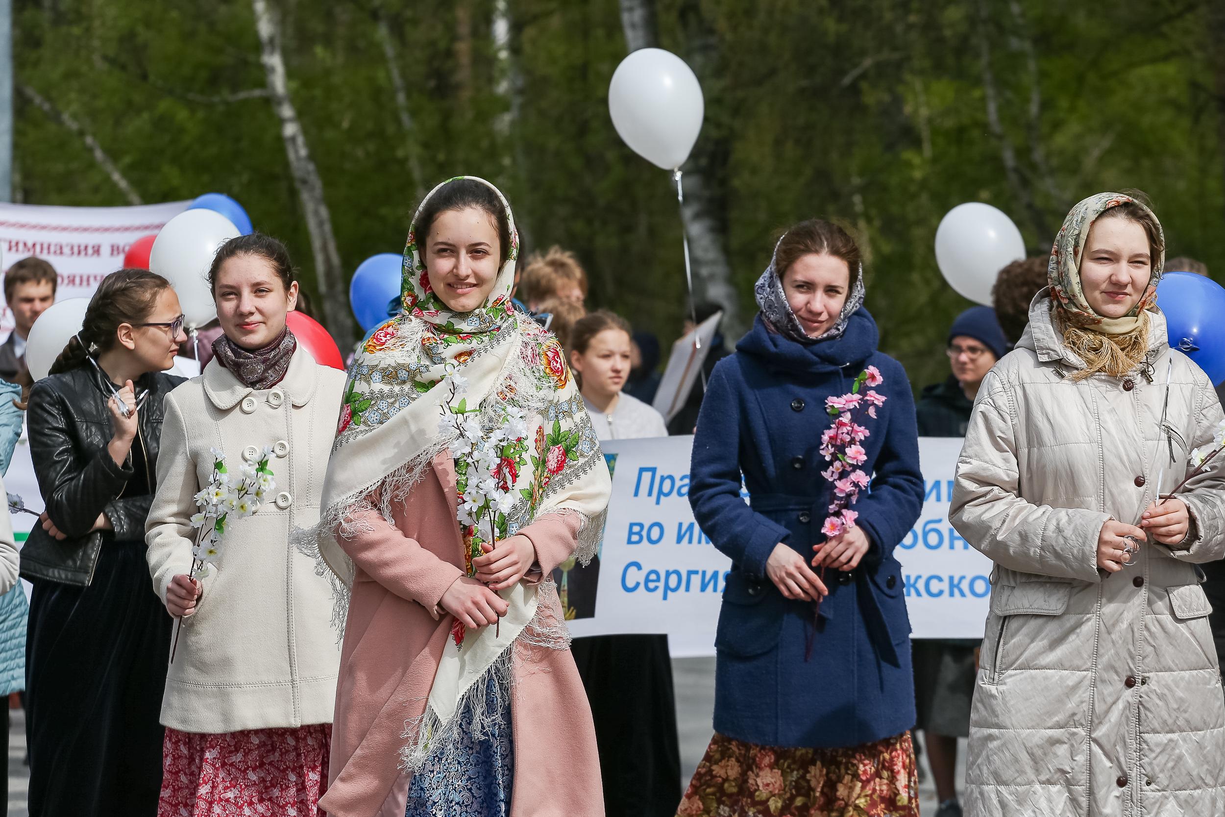 Шествие уже 5 лет проводят в Академгородке