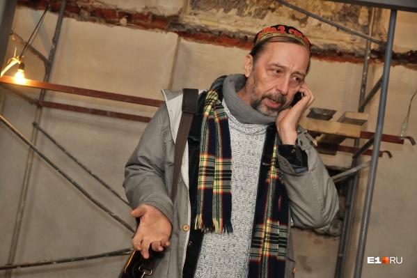Коляда готовит к выпуску несколько спектаклей, в том числе «Ивана Васильевича...»