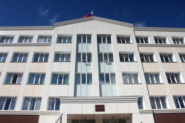 Заседание проходило в режиме телемоста в Заельцовском суде