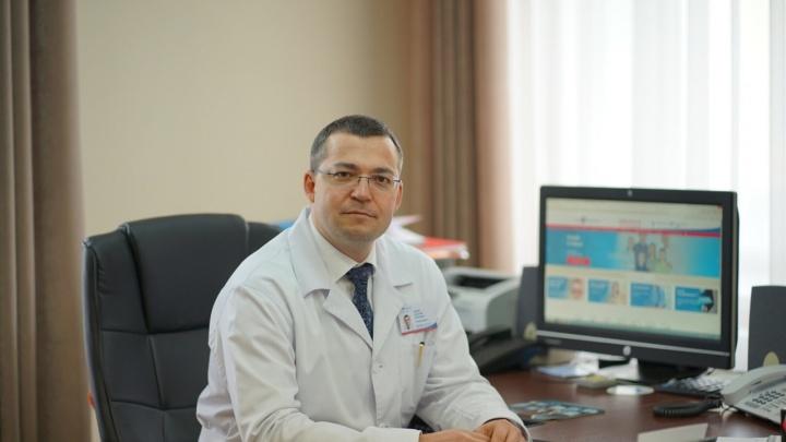 Алексей Царев: «Главное — доверие между доктором и пациентом»