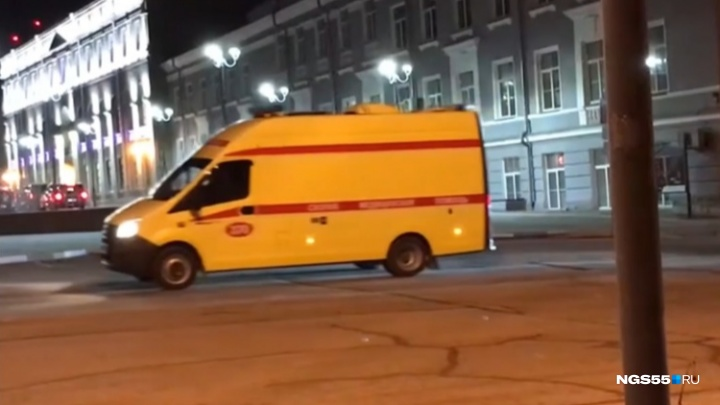 В омской скорой помощи рассказали о сопровождении президентских кортежей